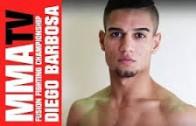 DAN SHAHREZAEY VS DEIGO BARBOSA FFC 16