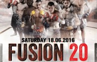 Fusion Fighting Championship 20