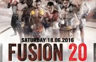 Fusion Fighting Championship 20