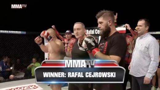 Sam Spokes vs Rafal Cejrowski