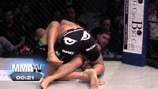 BCMMA 14: Luke Barnatt vs Charles Andrade