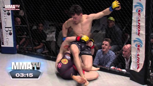 BCMMA 14: Stephen Martin Vs Steve Aimable