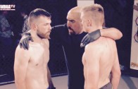 Fusion Welterweight Title Fight: ARTHUR JACOB VS LIAM CREIGHTON