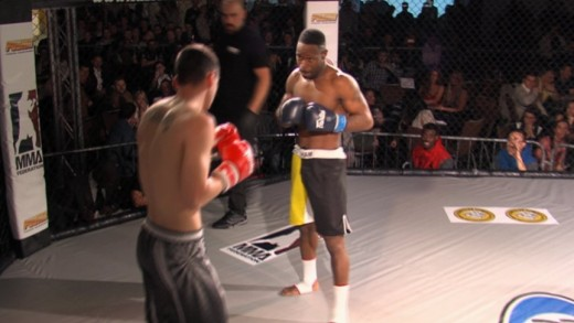 Fusion 19 Welterweight Pro Kickboxing- ANTONY KANNIKE VS SAM GILWEATHER
