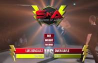 Shock N Awe 22: Luis Gonzalez Vs Owen Gayle KOTN