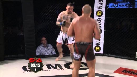 Shock N Awe 22: Przemyslaw Mysiala vs Ryan White