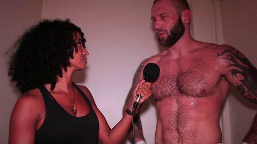 UCMMA 48: Dawid Zoltaszek Backstage Interview