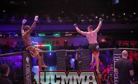 UCMMA 48 Full Fight: Josh Collins vs Alex Lohore 77kg Title