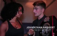UCMMA 48: Johnathan haggerty Backstage Interview