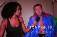 UCMMA 48: Tony Giles Backstage Interview