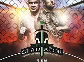 Celtic Gladiator 10: Worst Cut In MMA: Przemyslaw Mysiala vs Jose Daniel Toledo Canellas