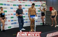 Contenders 17 Live Weigh in