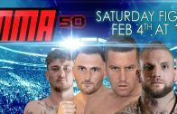 Replay: UCMMA 50 Undercard