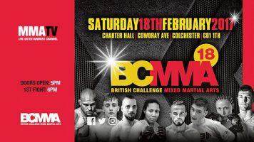 Replay: BCMMA 18