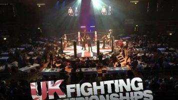 Replay: UK Fighting Championships 3