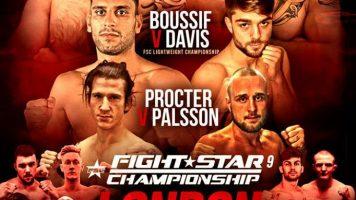 Replay: FightStar Championship 9
