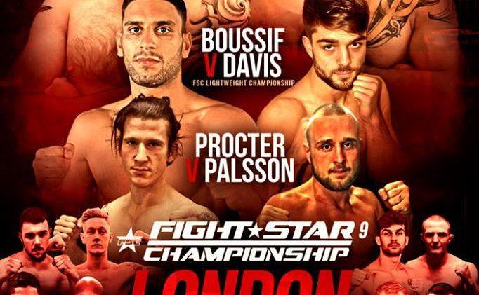 FightStar Championship 9