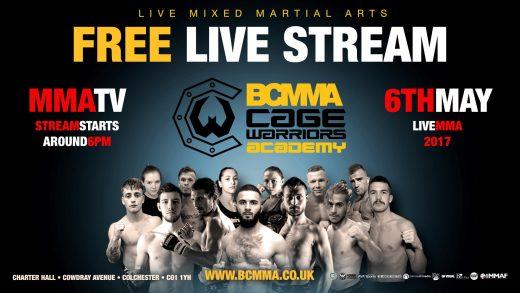 bcmma live stream may 6