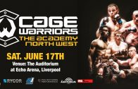 Replay: Shinobi FC – Cage Warriors Academy
