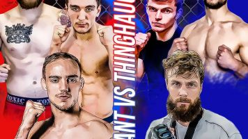 Replay: Almighty Fighting Championship 5