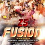 fusion 25 poster