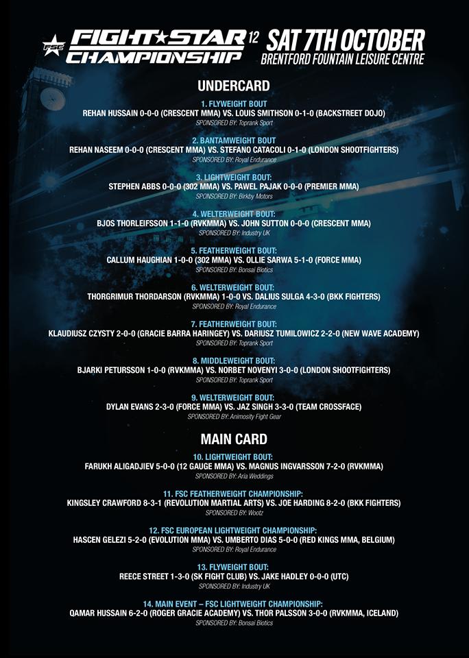fsc 12 fight card