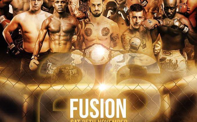 Fusion Fighting Championship 26