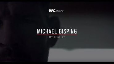 Michael Bisping: My Destiny
