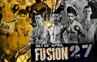 Golden Ticket Fight Promotion 8
