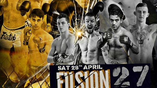 Fusion 27 poster