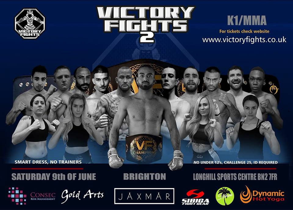 Vicorty Fights 2