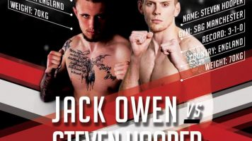 Golden Ticket Fight Promotion 10