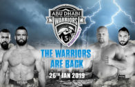 Abu Dhabi Warriors 5