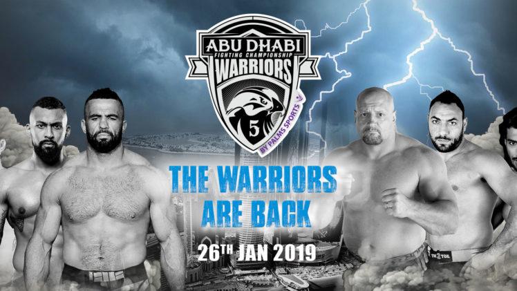 Abu Dhabi Warriors 5