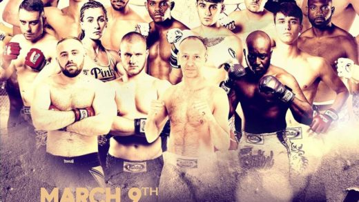 Fusion 29 march 9th poster