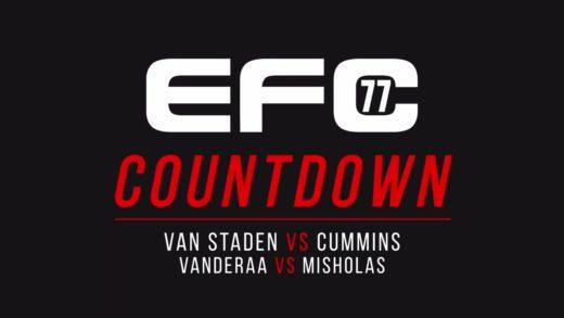 EFC 77 Countdown