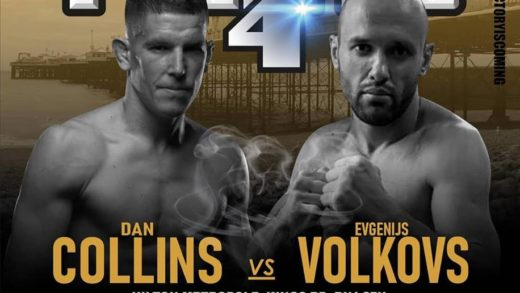 Victory fights 4 poster dan collins
