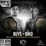 EFC 78 BIKO-VS-BUYS