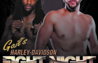Gail's Harley-Davidson Fight Night: Williams vs Noblitt