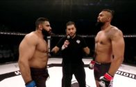8 Second Knockout: Chi Lewis Parry vs The Egyptian Hulk Mahmoud Hassan