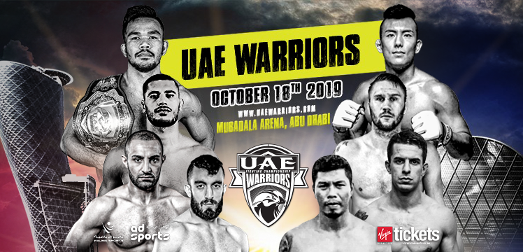 UAE Warriors 8