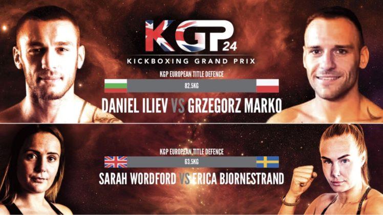 Kickboxing Grand Prix 24