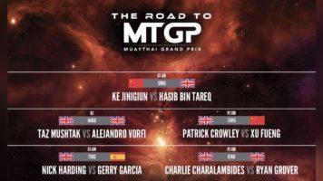 Road To MTGP