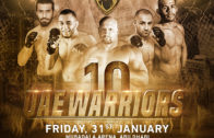 UAE Warriors 9