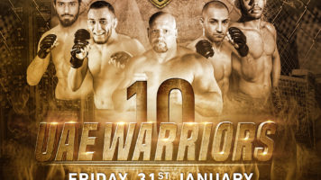 UAE Warriors 10