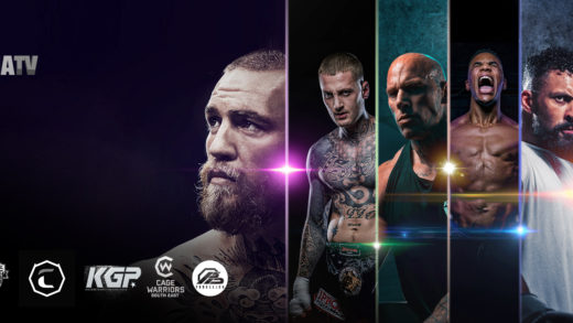 MMA TV POSTER