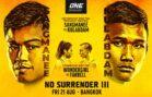 ONE Championship No Surrender 3