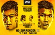 ONE Championship No Surrender 3