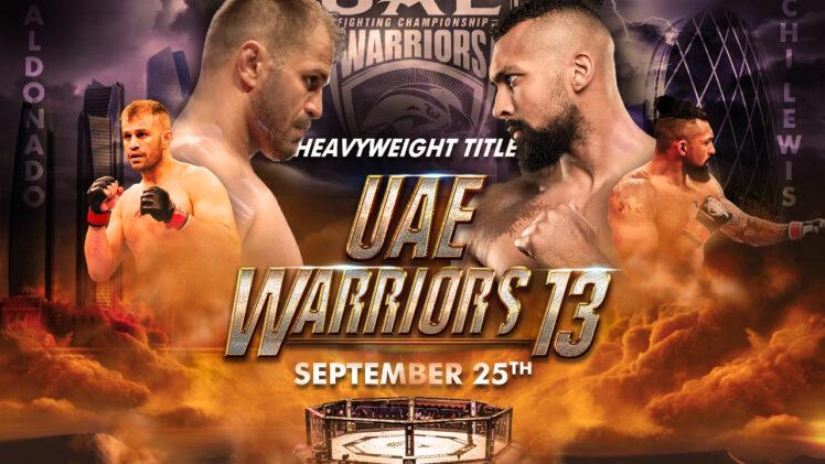 UAE Warriors 13
