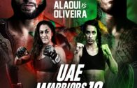 UAE Warriors 15